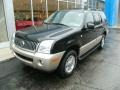 Black Clearcoat 2004 Mercury Mountaineer AWD