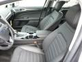 Charcoal Black Interior Photo for 2013 Ford Fusion #78984925