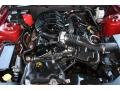 2011 Red Candy Metallic Ford Mustang V6 Premium Coupe  photo #29