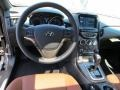 2013 Black Noir Pearl Hyundai Genesis Coupe 3.8 Grand Touring  photo #25