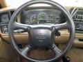 1999 Sierra 2500 SLE Regular Cab 4x4 Steering Wheel