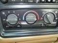 Controls of 1999 Sierra 2500 SLE Regular Cab 4x4