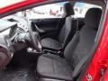 Charcoal Black Interior Photo for 2013 Ford Fiesta #78991876