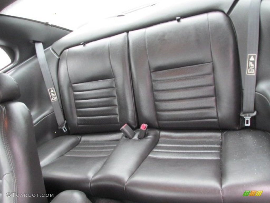 2001 Ford Mustang Gt Coupe Interior Color Photos