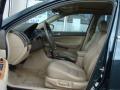 Ivory 2004 Honda Accord Interiors