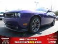2013 Plum Crazy Pearl Dodge Challenger SRT8 392  photo #1