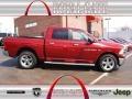 2011 Deep Cherry Red Crystal Pearl Dodge Ram 1500 Big Horn Crew Cab 4x4  photo #1