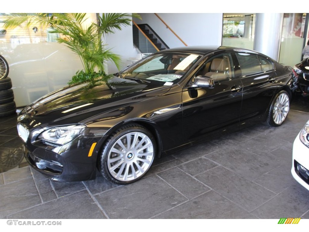Bmw Individual Citrin Black Metallic 2013 Bmw 6 Series