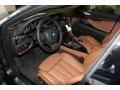 2013 6 Series BMW Individual Amaro Brown/Black Interior