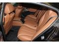 Rear Seat of 2013 6 Series 650i Gran Coupe