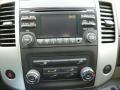 2013 Nissan Frontier Graphite Steel Interior Controls Photo