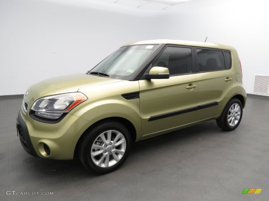 Alien green 2012 kia soul exterior photo 79028683 2012 kia soul exterior colors