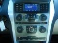Medium Light Stone Controls Photo for 2013 Ford Explorer #79037704