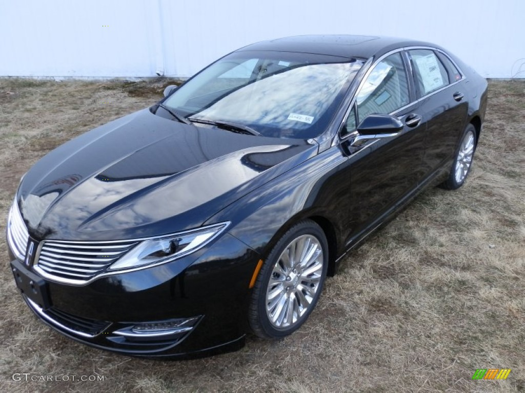 2013 tuxedo black lincoln mkz 3 7l v6 awd 78996199 car color galleries. Black Bedroom Furniture Sets. Home Design Ideas