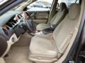 Cocoa/Cashmere Front Seat Photo for 2009 Buick Enclave #79041458