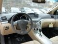 Desert Beige Dashboard Photo for 2013 Subaru Tribeca #79044140