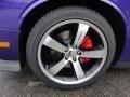 2013 Plum Crazy Pearl Dodge Challenger SRT8 392  photo #20