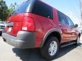 2003 Redfire Metallic Ford Explorer XLS  photo #3
