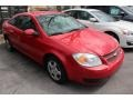 2007 Victory Red Chevrolet Cobalt LT Coupe  photo #4