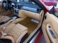 2009 Ferrari 599 GTB Fiorano Beige Interior Dashboard Photo
