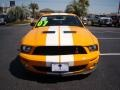 2007 Grabber Orange Ford Mustang Shelby GT500 Coupe  photo #3