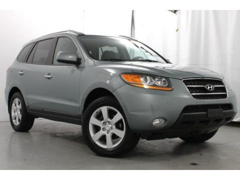 2008 hyundai santa fe limited 4wd data info and specs. Black Bedroom Furniture Sets. Home Design Ideas