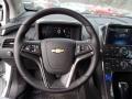 Jet Black/Dark Accents Steering Wheel Photo for 2013 Chevrolet Volt #79067423