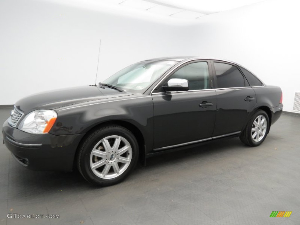 Alloy Metallic 2007 Ford Five Hundred Limited Awd Exterior