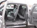 2012 Graystone Metallic Chevrolet Silverado 1500 LTZ Extended Cab 4x4  photo #14