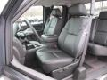 2012 Graystone Metallic Chevrolet Silverado 1500 LTZ Extended Cab 4x4  photo #16