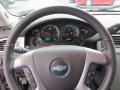 2012 Graystone Metallic Chevrolet Silverado 1500 LTZ Extended Cab 4x4  photo #22