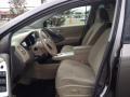 Beige 2010 Nissan Murano Interiors
