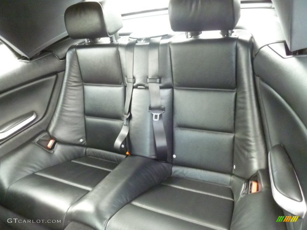 2006 BMW 3 Series 325i Convertible Interior Color Photos