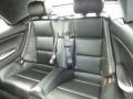 Rear Seat of 2006 3 Series 325i Convertible