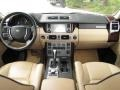 Sand Beige Dashboard Photo for 2007 Land Rover Range Rover #79110835