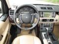 Sand Beige Dashboard Photo for 2007 Land Rover Range Rover #79110973