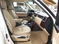 Sand Beige Front Seat Photo for 2007 Land Rover Range Rover #79111123