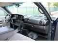 2001 Dodge Ram 3500 Mist Gray Interior Dashboard Photo