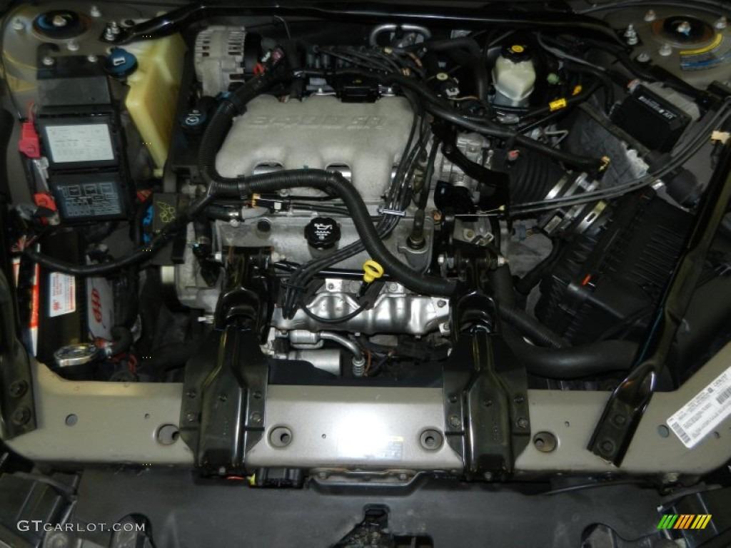 2002 chevrolet impala standard impala model 3 4 liter ohv. Black Bedroom Furniture Sets. Home Design Ideas