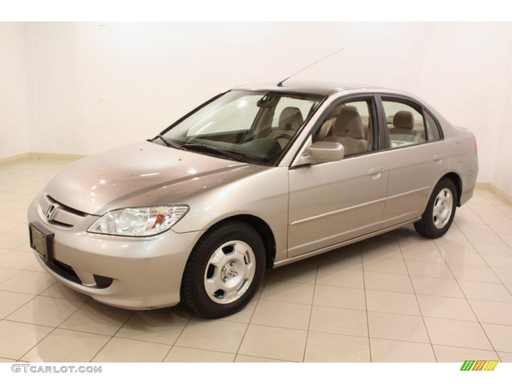 2005 Honda Civic Hybrid Sedan Exterior Photos Gtcarlot Com