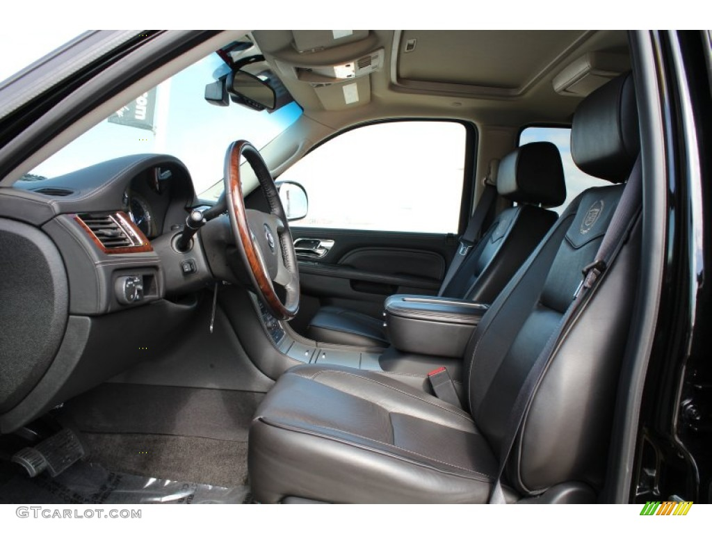 2013 Cadillac Escalade Platinum Interior Photos