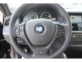 2013 BMW X3 Oyster Interior Steering Wheel Photo