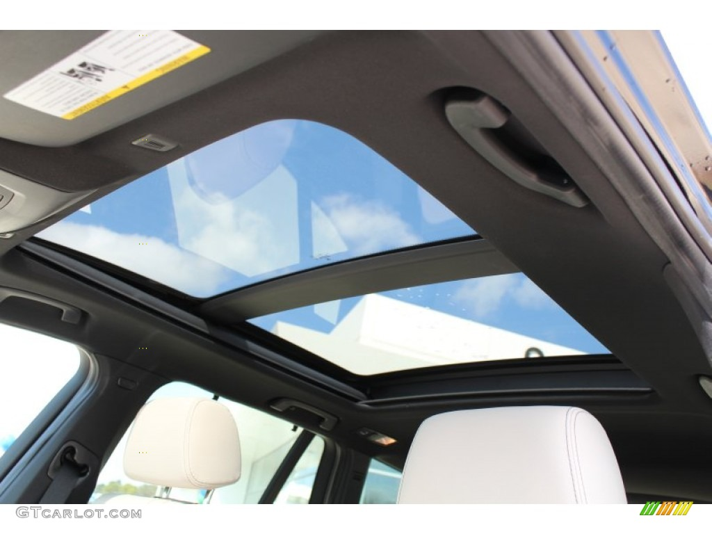 2013 BMW X3 XDrive 35i Sunroof Photos