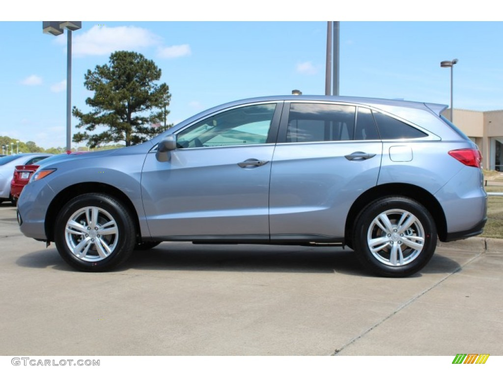 Forged Silver Metallic 2013 Acura RDX Technology Exterior Photo #79125805 | GTCarLot.com