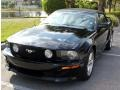 2007 Black Ford Mustang GT/CS California Special Convertible  photo #11