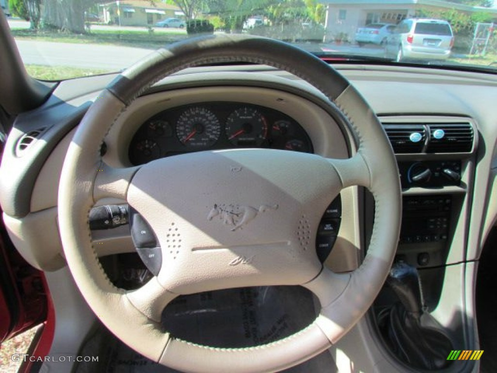 2004 Ford Mustang GT Coupe Steering Wheel Photos