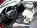 Gray 1997 Honda Civic Interiors