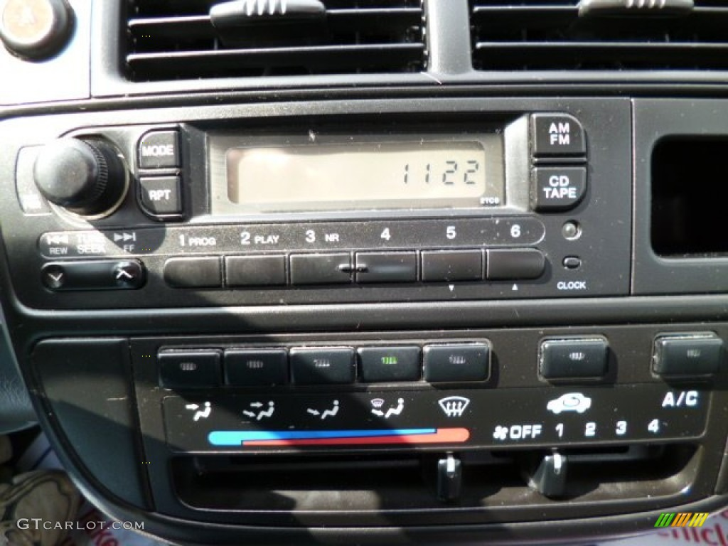 1997 honda civic lx sedan audio system photo 79156728. Black Bedroom Furniture Sets. Home Design Ideas