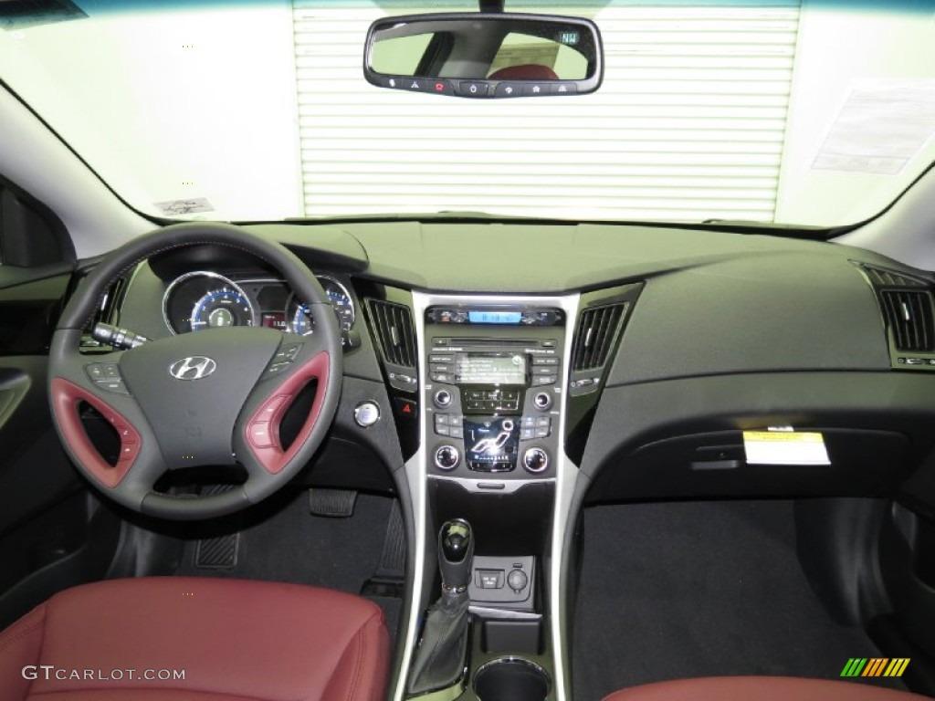 2013 Hyundai Sonata Limited Dashboard Photos Gtcarlot Com