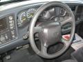 2000 Onyx Black Chevrolet Silverado 1500 Z71 Regular Cab 4x4  photo #11